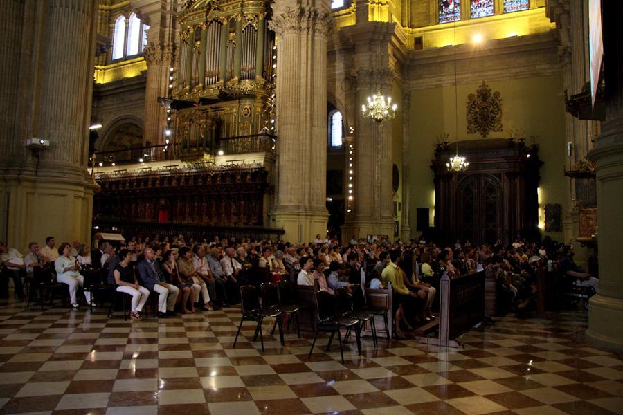 Ordenación sacerdotal de José MIguel Antequera e Isidro Calderón  · Autor: M. ZAMORA