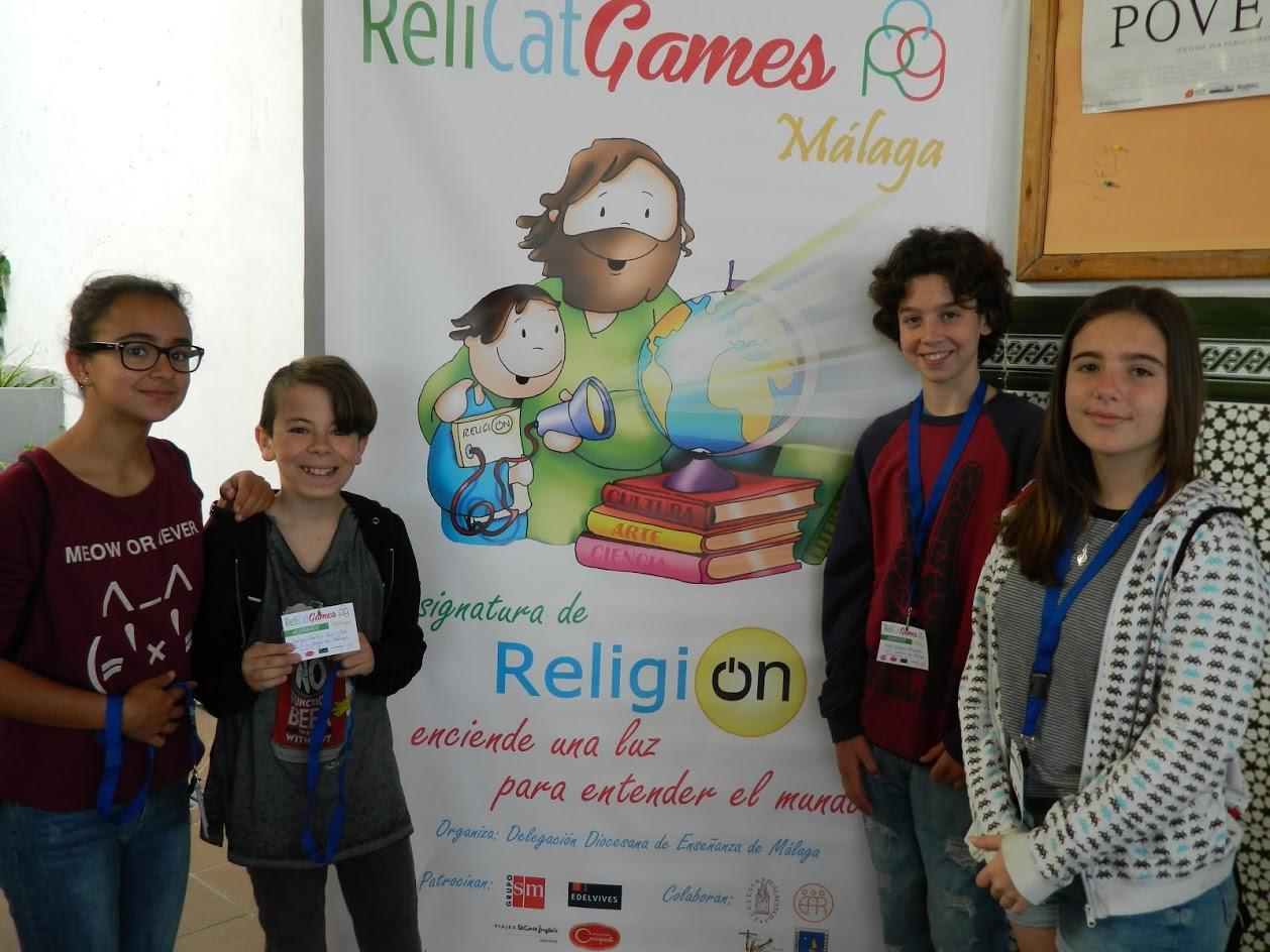 Relicat Games. Competición por equipos