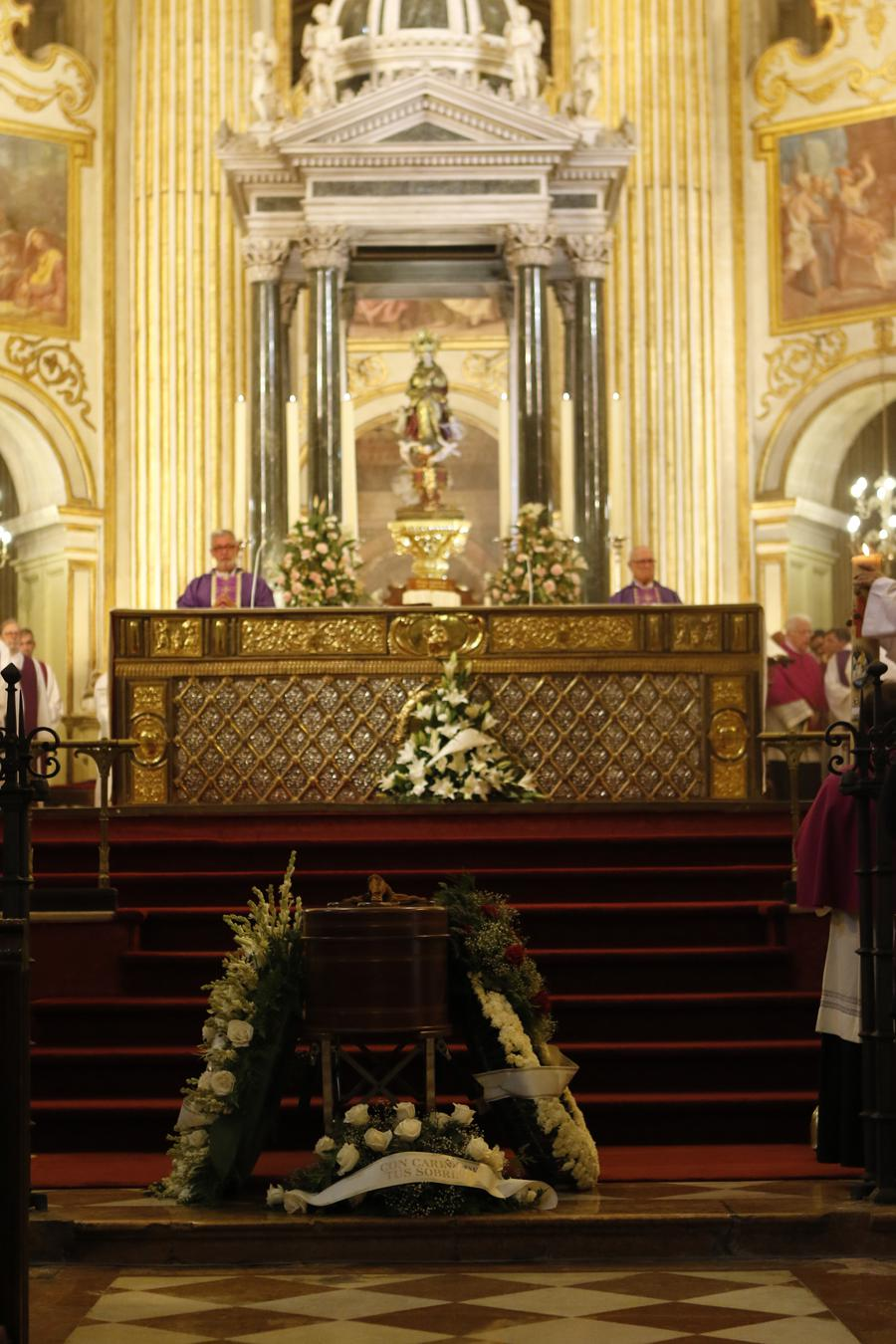 Funeral por D. Alfonso Fernández-Casamayor Palacio  · Autor: S. FENOSA