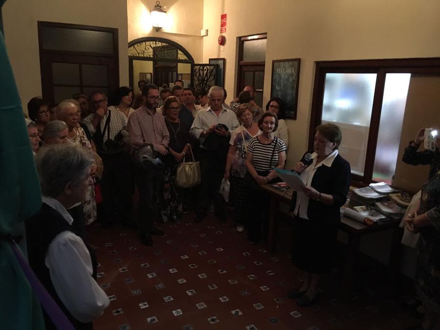 Inauguración de la exposición sobre Don Manuel González  · Autor: S. FENOSA