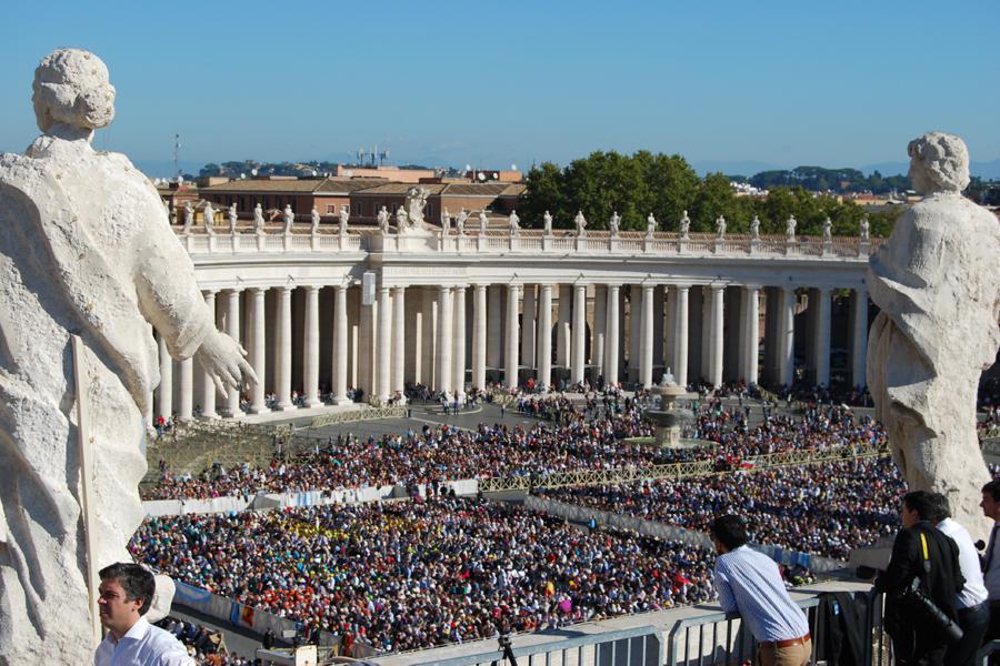 Canonización de san Manuel González, el 16 de octubre, en Roma  · Autor: A. MEDINA