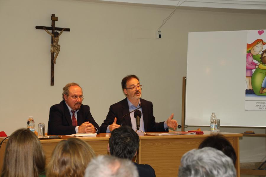 Conferencia del profesor Fernando Vidal en el ciclo sobre