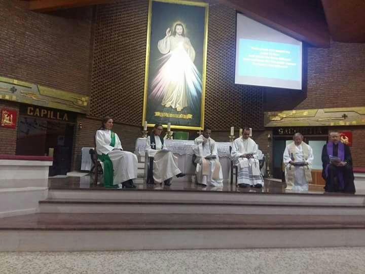 Encuentro Ecuménico en la parroquia del Santo Cristo del Calvario de Marbella