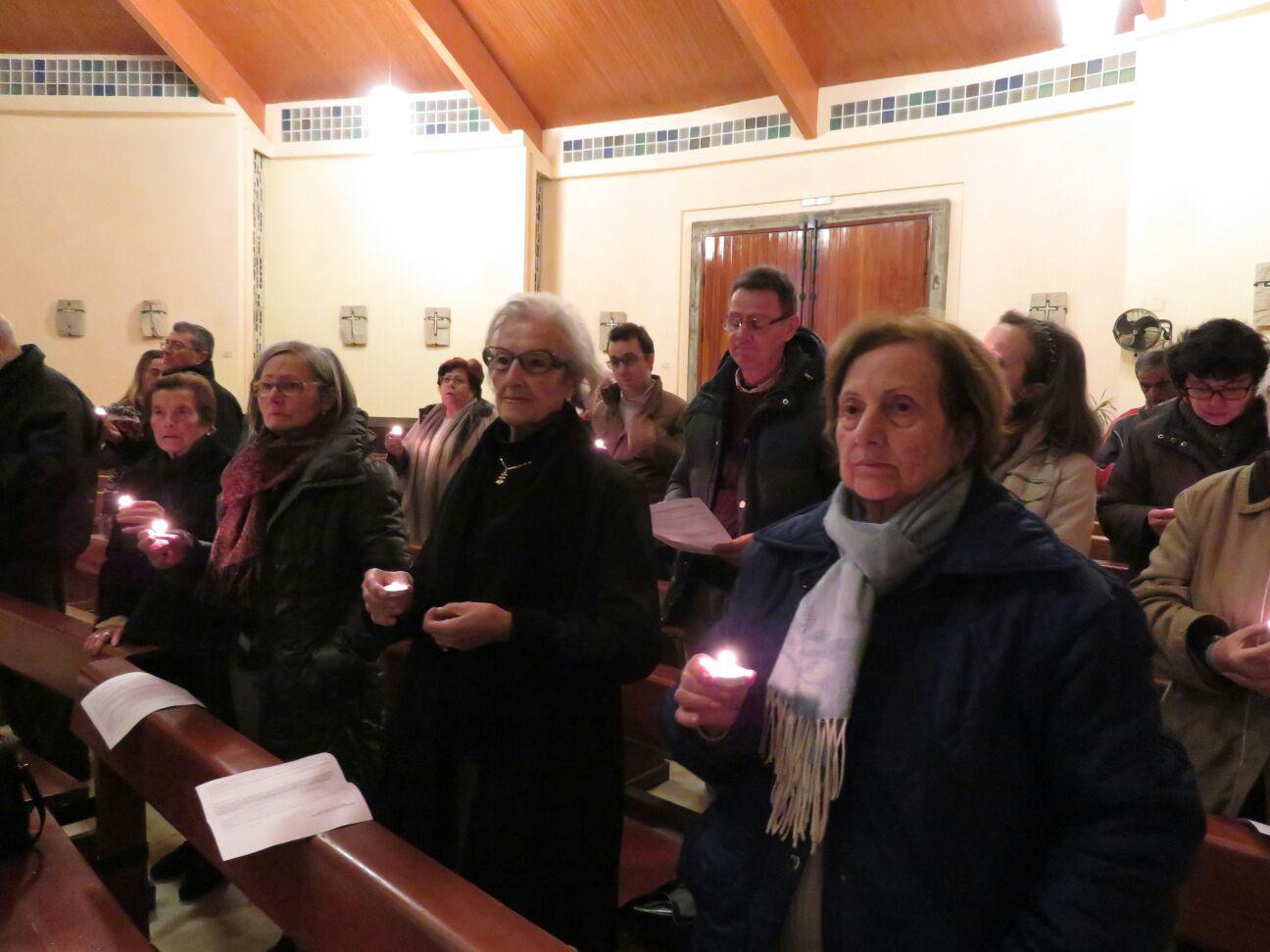 ntro Ecuménico en la parroquia de Santa Mª Goretti, en Málaga