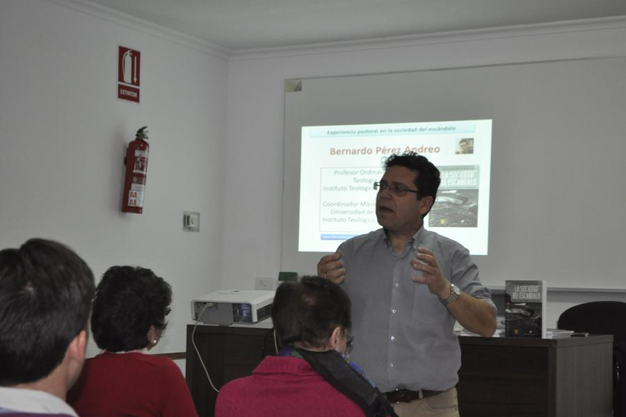 Jornada de Formación Misionera de Andalucía oriental