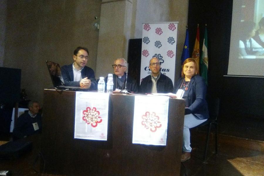 X Encuentro Diocesano de Cáritas, celebrado en Ronda // I. MARTOS