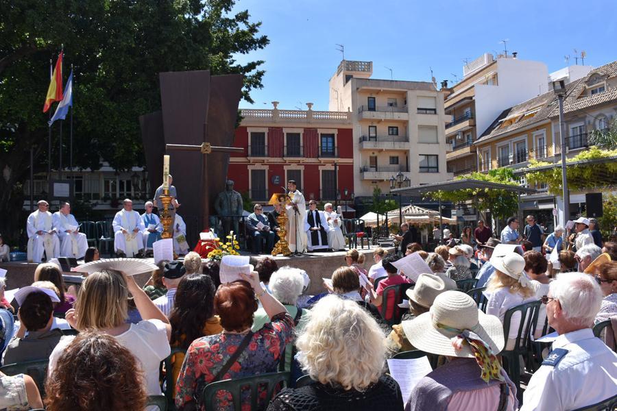 Proclamación ecuménica del Credo en Fuengirola