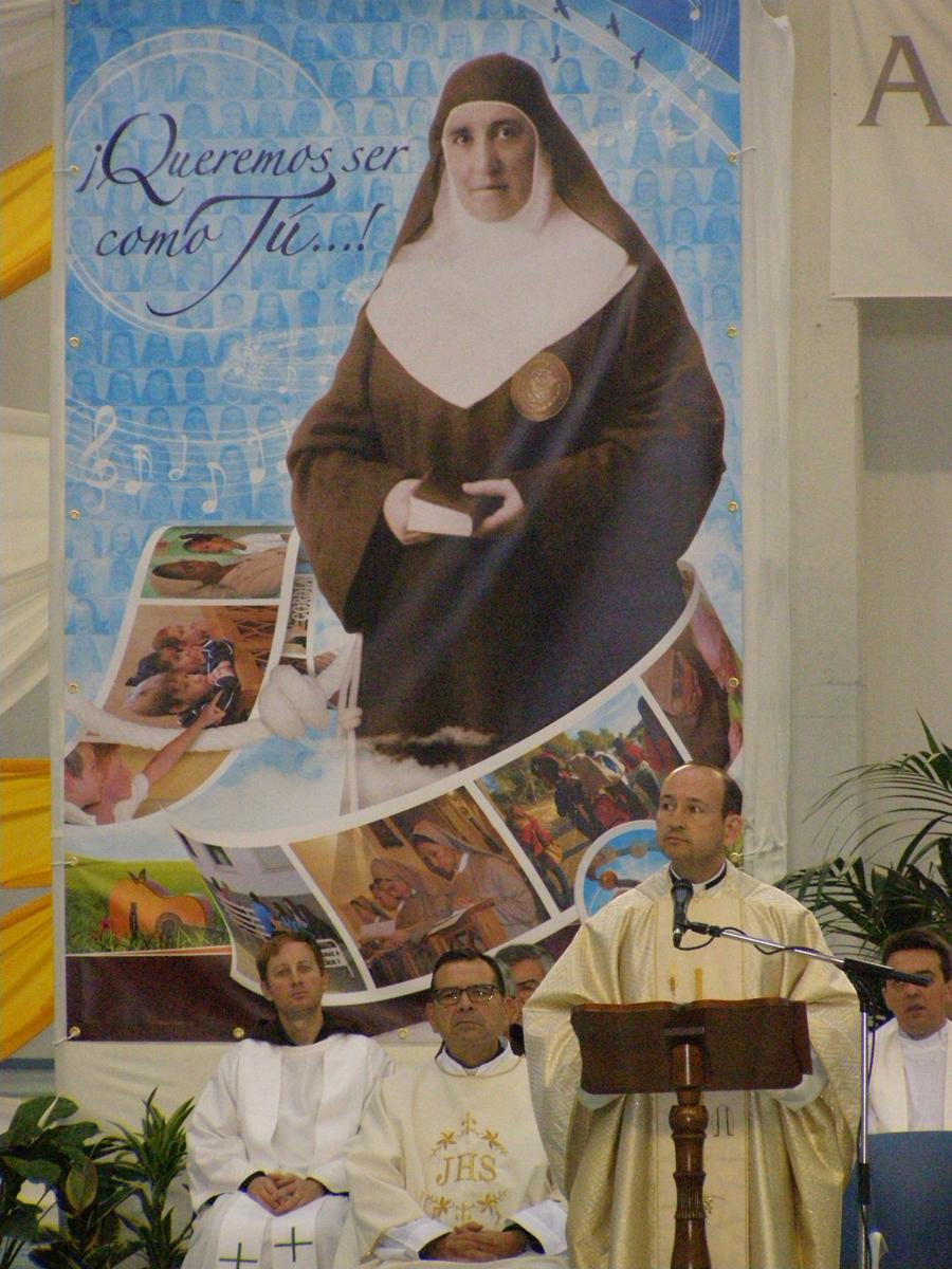 X Aniversario de la Beatificación de Madre Carmen, en Antequera
