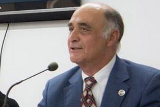 Juan Guerrero, vicepresidente de la Federación Española de Asociaciones de Amigos del Camino de Santiago