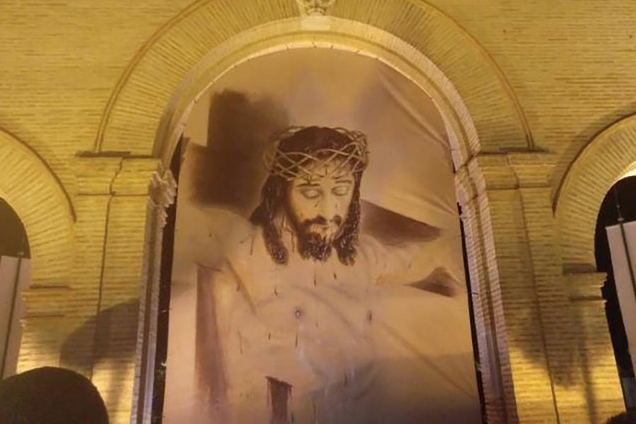 Pastoral Familiar del arciprestazgo de Antequera celebra al patrón, el Señor de la Salud y de las Aguas