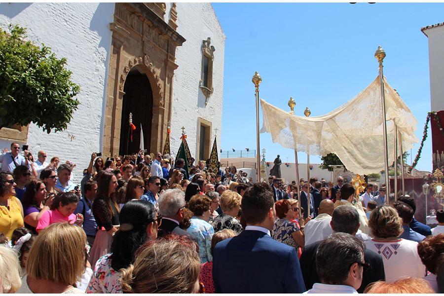 Solemnidad del Corpus Christi en Estepona