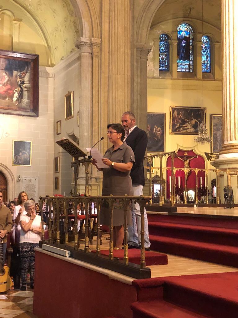 Eucaristía de envío de profesores y educadores cristianos