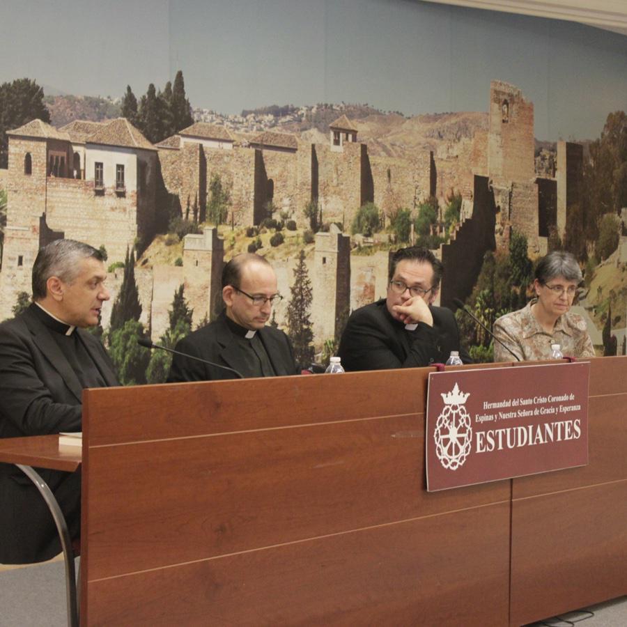 Presentación de la biografía del Padre Arnaiz de Alberto José González Chaves  · Autor: D. ALÉS