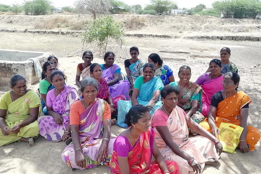 Manos Unidas en marcha para ayudar a 300 mujeres de India y sus familias