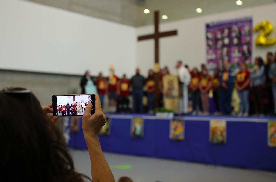 Momento del EDJ 2019 en la Universidad de Málaga // S. FENOSA