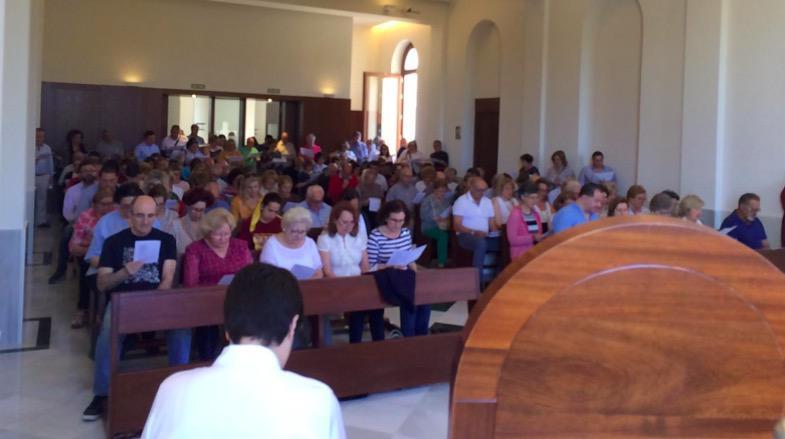 Curso Diocesano de Lectores celebrado en Casa Diocesana