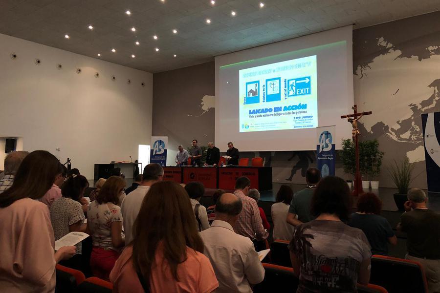 Encuentro de Apostolado Seglar en Málaga // E. LLAMAS