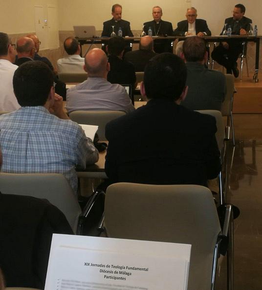 XIX Jornadas de Teología Fundamental en Casa Diocesana Málaga // A. RUEDA