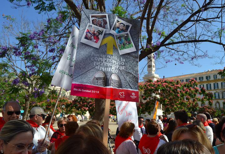 Cáritas clausura la celebración de su 50 aniversario // CÁRITAS DIOCESANA