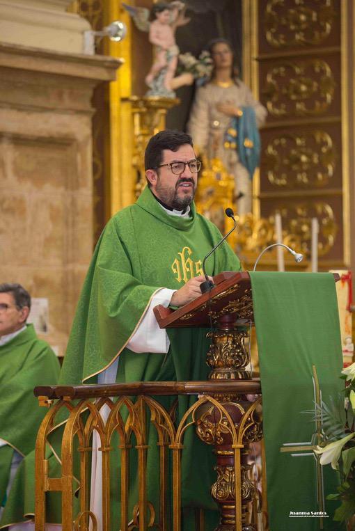 Visita pastoral a la parroquia de La Encarnación de Marbella, el 30 de junio de 2019