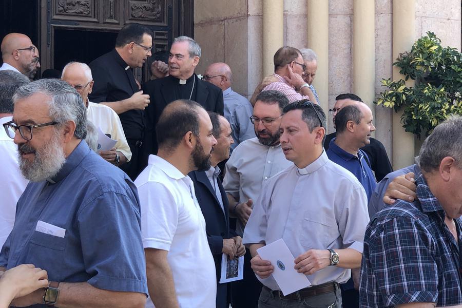 Jornada Sacerdotal Inicio de Curso Pastoral // E. LLAMAS