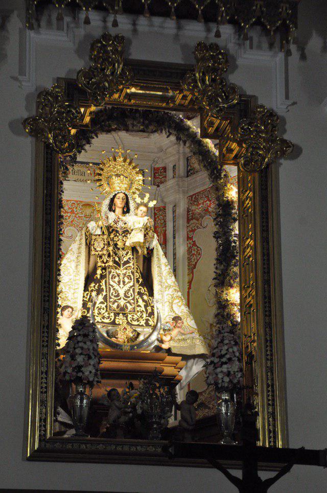 Eucaristía de clausura del Mes Misionero Extraordinario en Málaga // V. FLORES