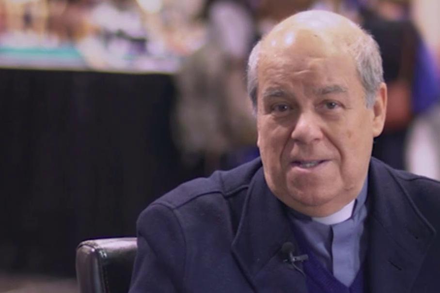José Román Flecha Andrés, catedrático de Teología Moral en la Universidad Pontificia de Salamanca