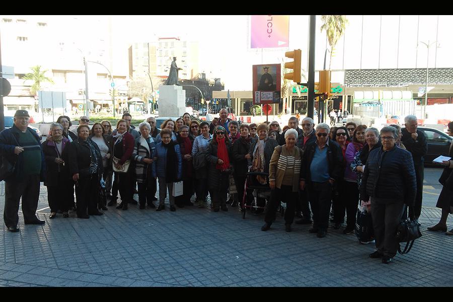 Misa de Acción de Gracias por el inicio la causa de María Isabel, en Gibralgalia