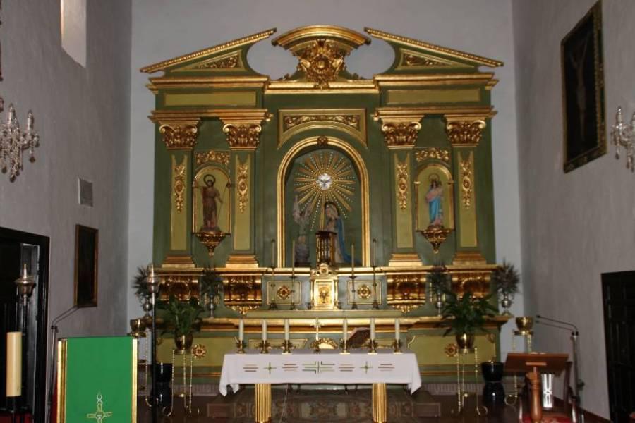 Iglesia de la Encarnación de Comares