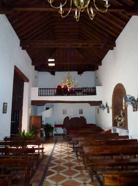 Iglesia del Espíritu Santo en Pujerra //olveradiary.blogspot.com
