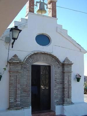 Ermita de Jesús del Calvario en Alcaucín