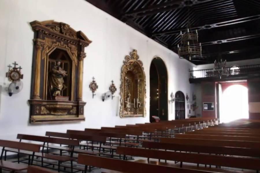 Iglesia San Pedro Apóstol en Pizarra
