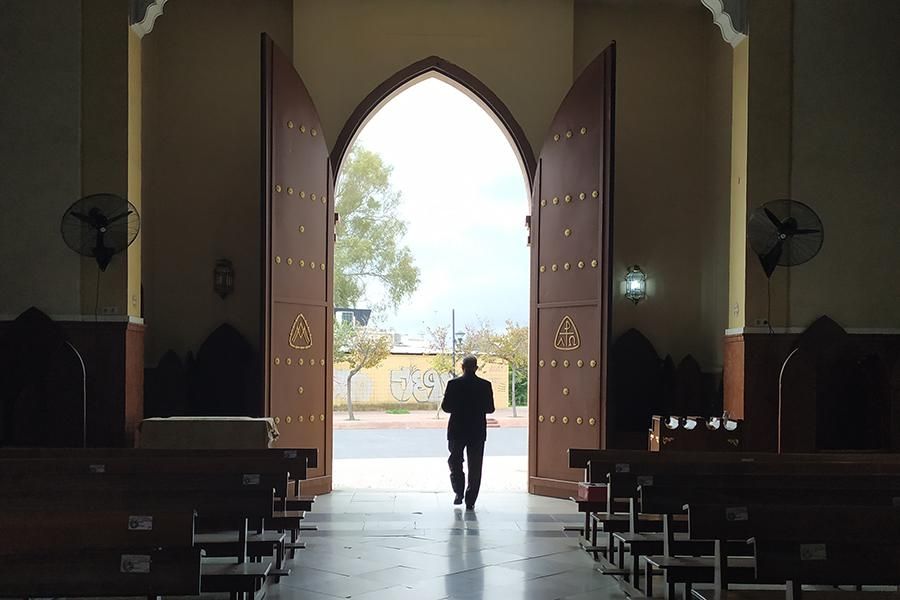 Visita Pastoral del Sr. Obispo al arciprestazgo de Cristo Rey