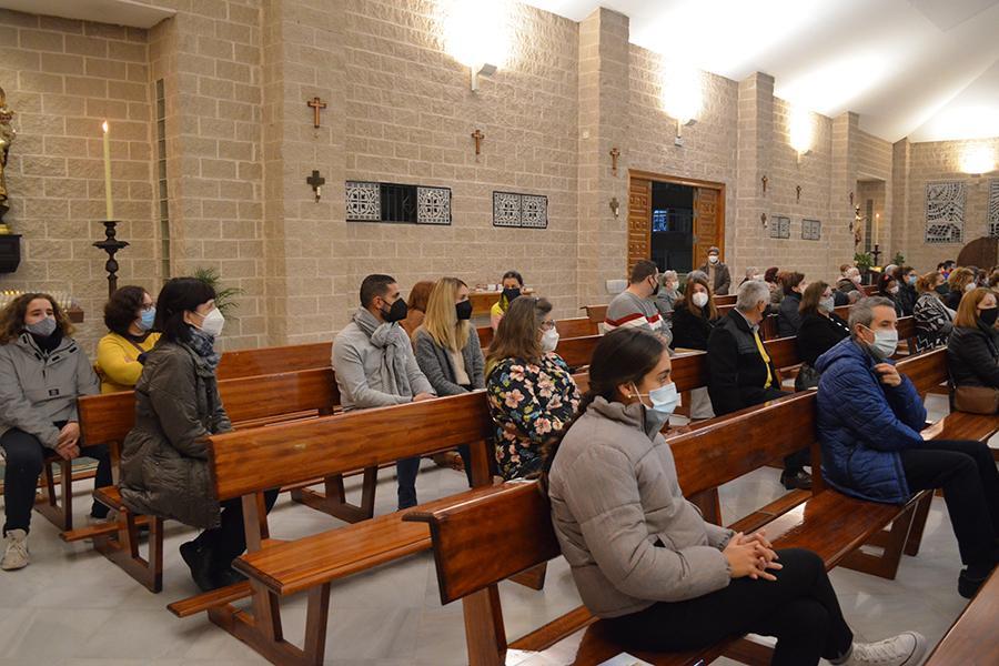 Visita Pastoral del Obispo de Málaga a la parroquia San Juan de Dios