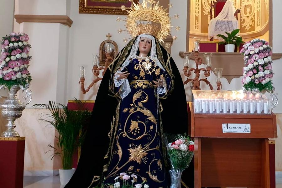Parroquia de Santa Ana en Algarrobo
