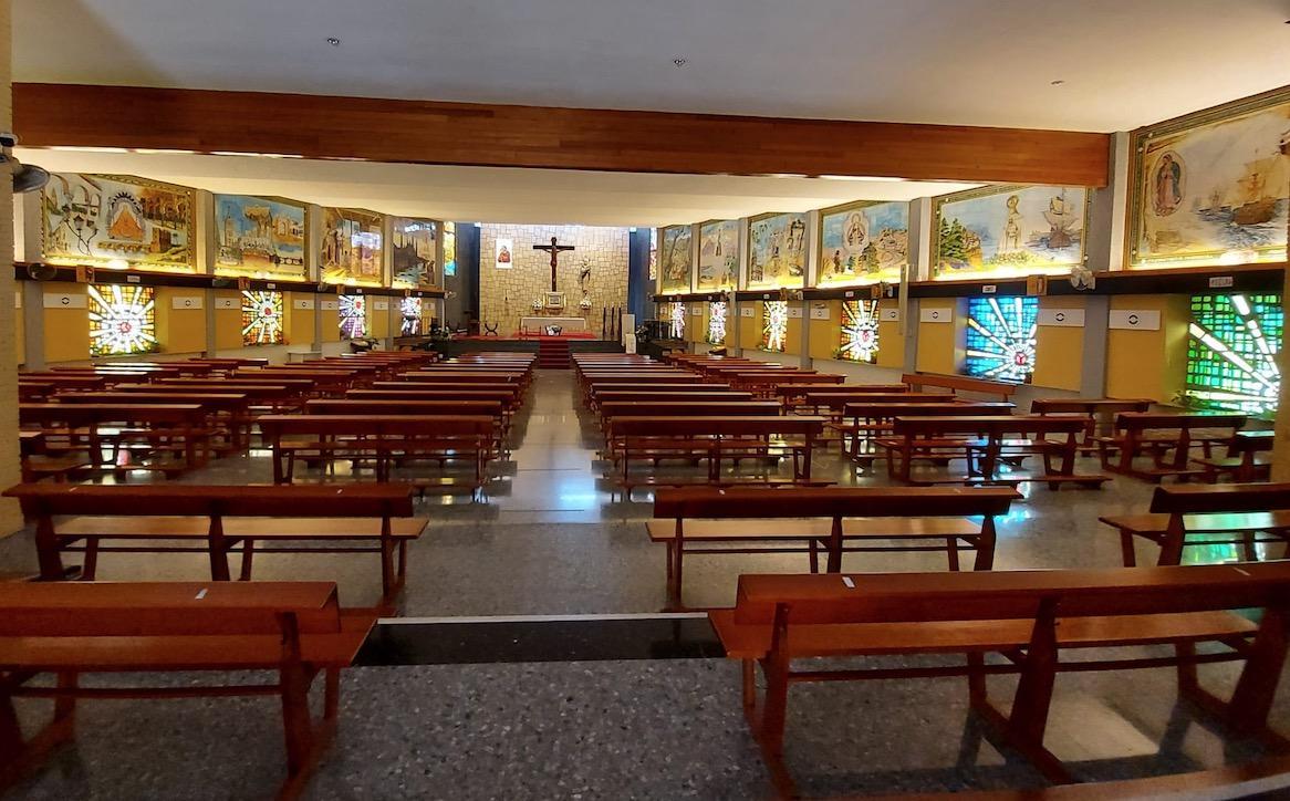 Parroquia Divina Pastora de Marbella